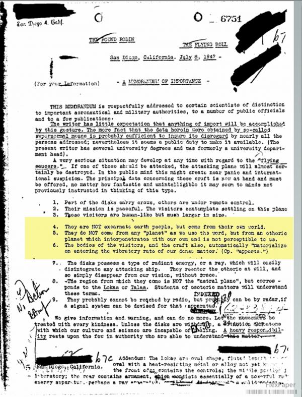 documento FBI UFO eterici.jpg