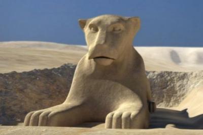 La geologia conferma che la Sfinge era un leone 1
